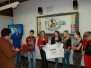 31-01-2013: Overhandiging Cheque Dongemond College Made